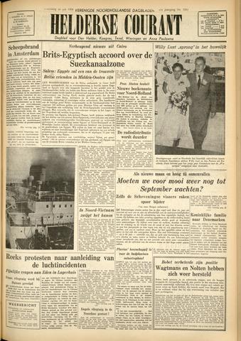 Heldersche Courant 1954-07-28