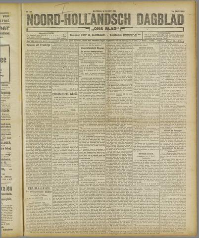 Ons Blad : katholiek nieuwsblad voor N-H 1921-03-14