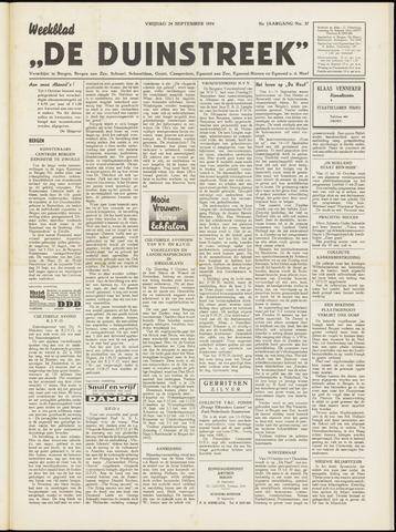 De Duinstreek 1954-09-24