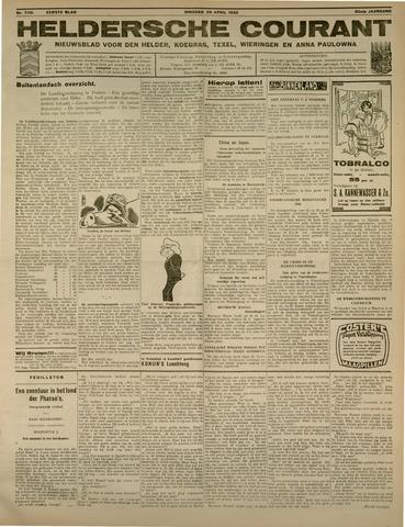 Heldersche Courant 1932-04-26