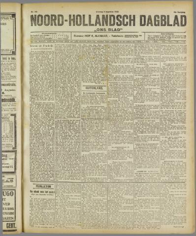 Ons Blad : katholiek nieuwsblad voor N-H 1922-08-03