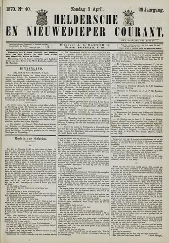 Heldersche en Nieuwedieper Courant 1870-04-03