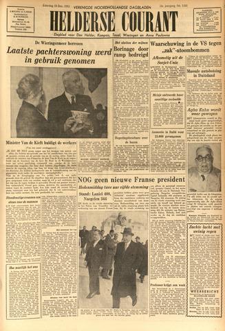 Heldersche Courant 1953-12-19