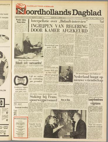 Noordhollands Dagblad : dagblad voor Alkmaar en omgeving 1963-03-15