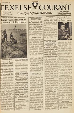 Texelsche Courant 1963-08-27
