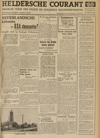 Heldersche Courant 1940-10-07