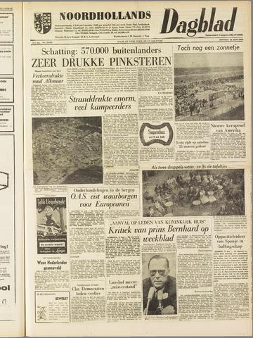 Noordhollands Dagblad : dagblad voor Alkmaar en omgeving 1962-06-12