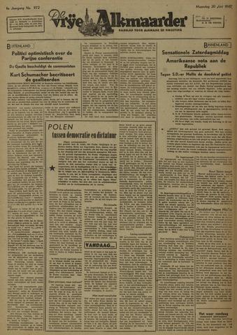 De Vrije Alkmaarder 1947-06-29