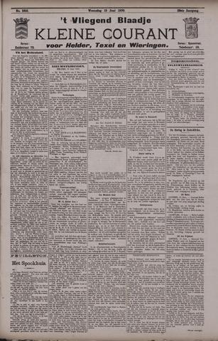 Vliegend blaadje : nieuws- en advertentiebode voor Den Helder 1900-06-13