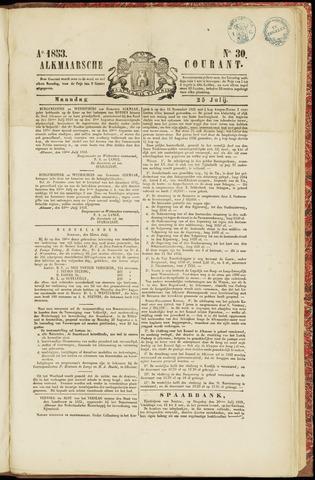 Alkmaarsche Courant 1853-07-25