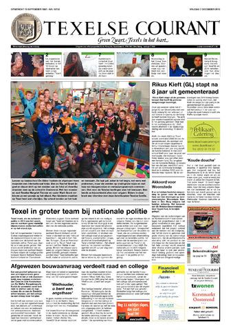 Texelsche Courant 2012-12-11