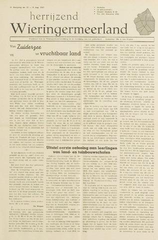 Herrijzend Wieringermeerland 1947-08-09