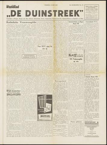 De Duinstreek 1957-05-31