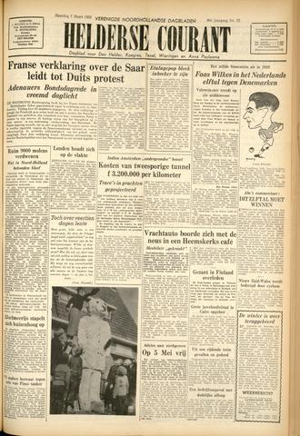 Heldersche Courant 1955-03-07