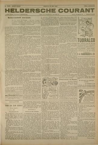Heldersche Courant 1930-05-20