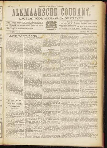 Alkmaarsche Courant 1917-10-23