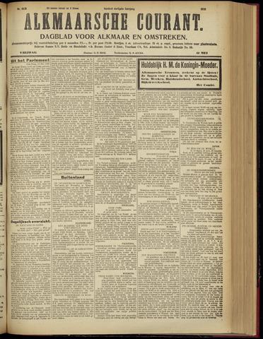 Alkmaarsche Courant 1928-05-11