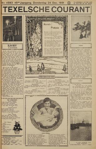 Texelsche Courant 1931-12-24