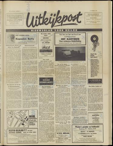 Uitkijkpost : nieuwsblad voor Heiloo e.o. 1971-10-13