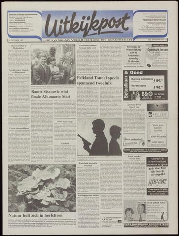 Uitkijkpost : nieuwsblad voor Heiloo e.o. 1997-10-22