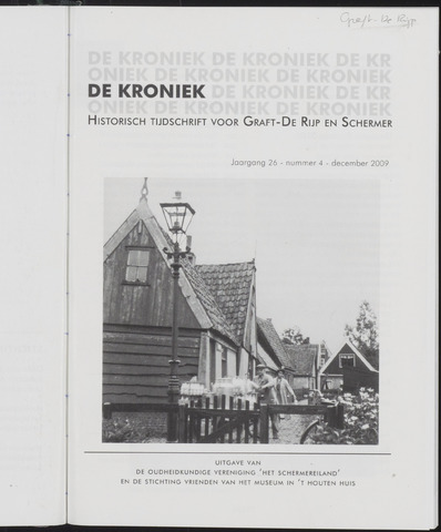 De Kroniek : Graft-de Rijp en Schermer 2009-12-01