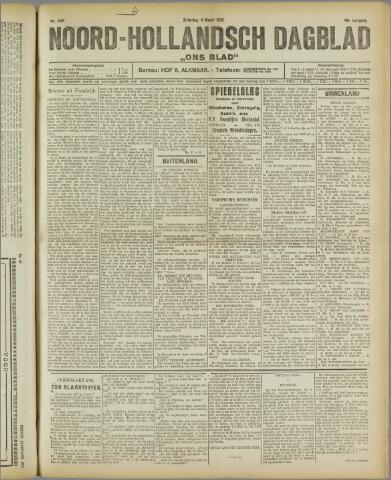 Ons Blad : katholiek nieuwsblad voor N-H 1922-03-11