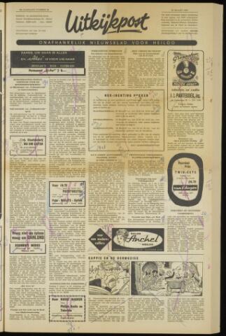 Uitkijkpost : nieuwsblad voor Heiloo e.o. 1962-03-22