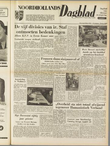 Noordhollands Dagblad : dagblad voor Alkmaar en omgeving 1954-03-24