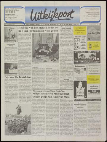 Uitkijkpost : nieuwsblad voor Heiloo e.o. 2000-09-20