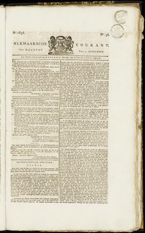 Alkmaarsche Courant 1836-09-05