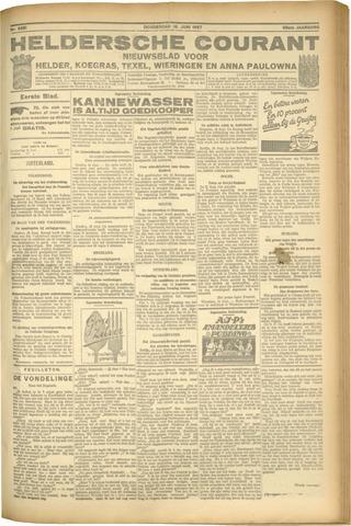 Heldersche Courant 1927-06-16