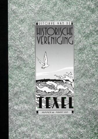 Uitgave Historische Vereniging Texel 2003-03-01