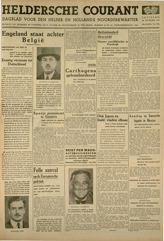 Heldersche Courant 1936-11-28
