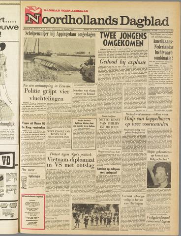 Noordhollands Dagblad : dagblad voor Alkmaar en omgeving 1963-08-23