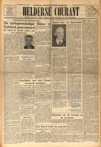 Heldersche Courant 1952-12-31