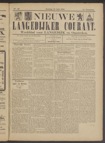 Nieuwe Langedijker Courant 1896-07-12
