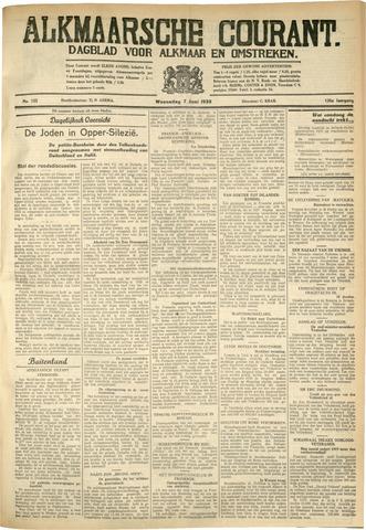 Alkmaarsche Courant 1933-06-07