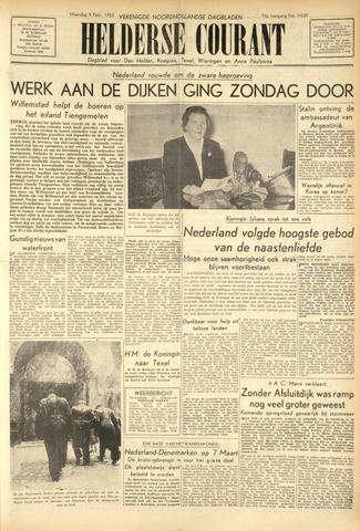 Heldersche Courant 1953-02-09
