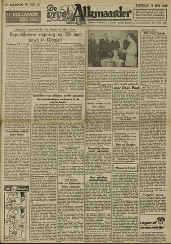 De Vrije Alkmaarder 1949-06-11