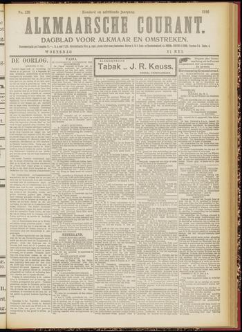 Alkmaarsche Courant 1916-05-31