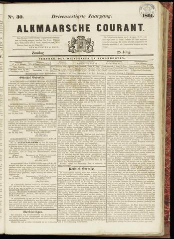 Alkmaarsche Courant 1861-07-28