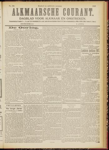 Alkmaarsche Courant 1916-06-08