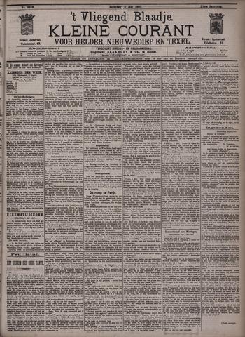 Vliegend blaadje : nieuws- en advertentiebode voor Den Helder 1897-05-08