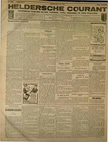 Heldersche Courant 1931-07-02
