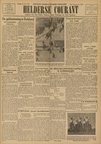 Heldersche Courant 1948-06-22