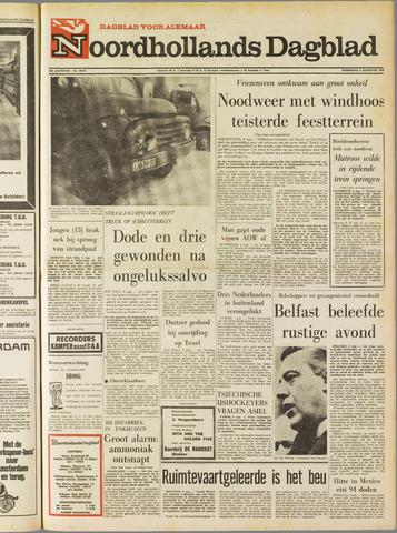 Noordhollands Dagblad : dagblad voor Alkmaar en omgeving 1969-08-06