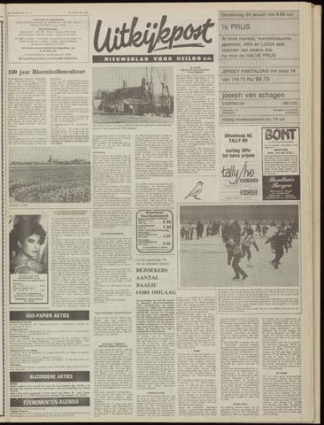 Uitkijkpost : nieuwsblad voor Heiloo e.o. 1985-01-23