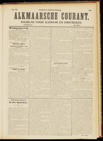 Alkmaarsche Courant 1911-05-26