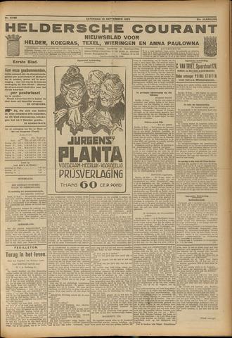 Heldersche Courant 1923-09-15