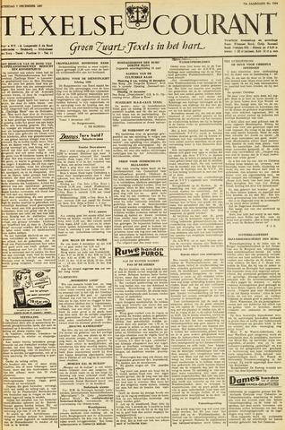 Texelsche Courant 1957-12-07